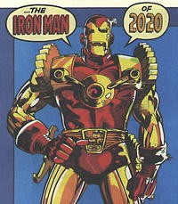 20 Suits of Iron Man Armor We Probably Won't See in 'Iron