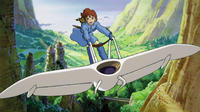6.  Nausicaa of the Valley of the Wind