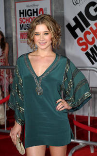 Olesya Rulin: Best Blossoming Wallflower