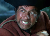 Robert Newton in Treasure Island