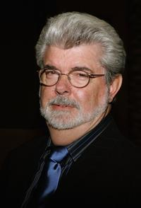 George Lucas at the Jules Verne Adventure Film Festival.