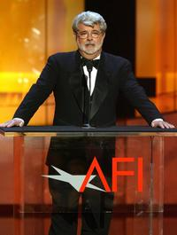 George Lucas at the 34th AFI Life Achievement Award.