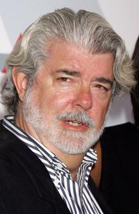 George Lucas at AFI's 40th Anniversary celebration.
