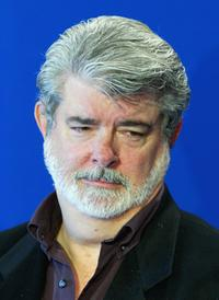 George Lucas at the 30th Deauville American Film Festival photocall of