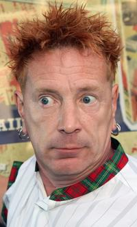John (Johnny Rotten) Lydon at the screening of
