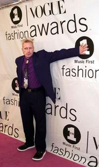 John (Johnny Rotten) Lydon at the VH1/Vogue Fashion Awards.