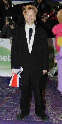 John (Johnny Rotten) Lydon at the British Comedy Awards 2005.