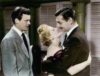Robert Sterling, Lana Turner and Clark Gable in