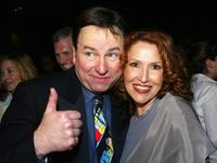John Ritter and Melissa Manchester at the Actor's Fund of America's presentation of