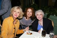 Blythe Danner, Melissa Manchester and Celeste Holm at the Actor's Fund of America's presentation of