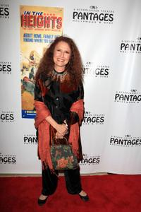 Melissa Manchester at the opening night of
