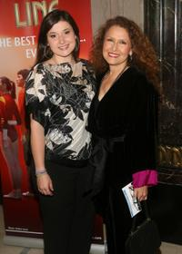 Hannah Manchester and Melissa Manchester at the opening night of