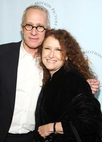 James Newton Howard and Melissa Manchester at the AMPAS tribute to Alan and Marilyn Bergman.