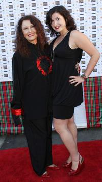 Melissa Manchester and her daughter Hannah at the premiere of