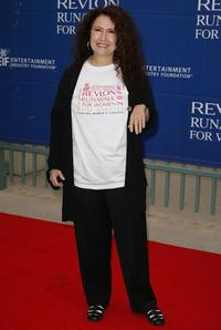 Melissa Manchester at the 15th Annual EIF Revlon Run/Walk For Women.
