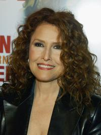 Melissa Manchester at the Heroes and Heroines Gala Tribute to California Firefighters.