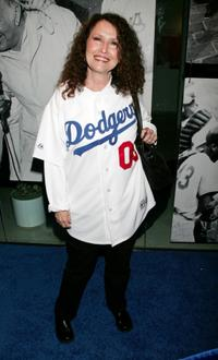 Melissa Manchester at the premiere of