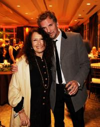 Melissa Manchester and Kenny Loggins at the 46th Annual ASCAP Country Music Awards.