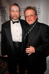 Johnny Mandel and Paul Williams at the 41st Annual Songwriters Hall of Fame Ceremony.