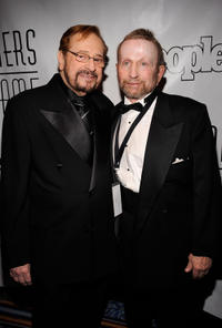 Phil Ramone and Johnny Mandel at the 41st Annual Songwriters Hall of Fame Ceremony.