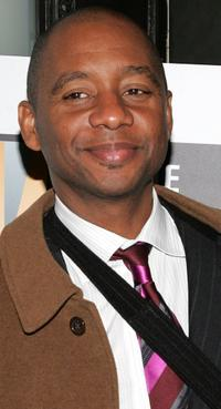 Branford Marsalis at the Creative Coalition's 2006 spotlight and Christopher Reeves awards gala.