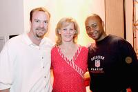 Tom Gocke, Tammy Green and Branford Marsalis at the VH1's Annual