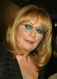 Penny Marshall at the Ziegfeld Theatre for the premiere of