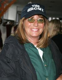 Penny Marshall at Peterson Automotive Museum for the 2006 Diamond Lounge By Nathalie Dubois in the Penthouse.