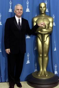 Steve Martin at the 73rd Academy Awards.