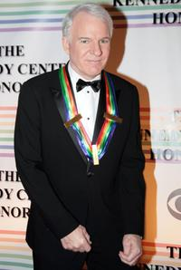 Steve Martin at the 30th Annual Kennedy Center Honors.