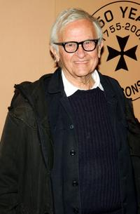Albert Maysles at the 250th Anniversary Celebration of luxury watch brand Vacheron Constantin.