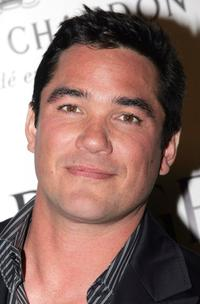 Dean Cain at an party to celebrate the publication of