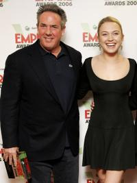 Rick McCallum and Sophia Myles at the Sony Ericsson Empire Film Awards 2006.