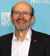Garry McDonald at the 2012 Sydney Festival Program Launch in Australia.