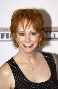 Reba McEntire at the