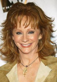 Reba McEntire at the WB 2005 Television Critics Winter Press Tour Party.