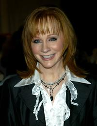 Reba McEntire at the Seventh Annual Family Television Awards.