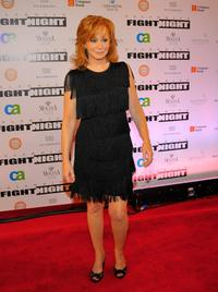 Reba McEntire at the Muhammad Ali's Celebrity Fight Night XIV.