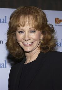 Reba McEntire at the Ladies Home Journal