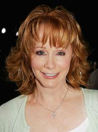 Reba McEntire at the premiere of