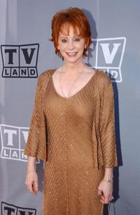 Reba McEntire at the TV Land Awards 2003.