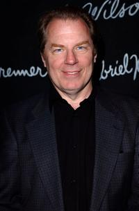 Michael McKean at the Smothers Brothers show.