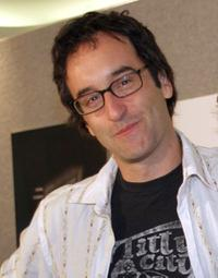 Don McKellar at the press conference of