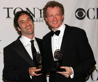 Don McKellar and Bob Martin at the 60th Annual Tony Awards.