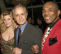 Heather Tom, Mark Medoff and Andre De Shields at the after party of the opening night of