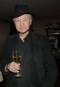 Jonas Mekas at the 32nd Annual LA Film Critic's Association Awards.