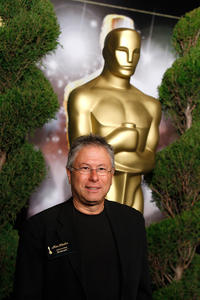 Alan Menken at the 80th Annual Academy Awards.