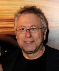 Alan Menken at the California premiere of
