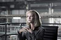 Joan Allen as Warden Hennessey in