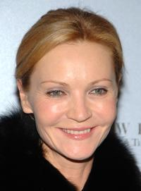 Joan Allen at the premiere